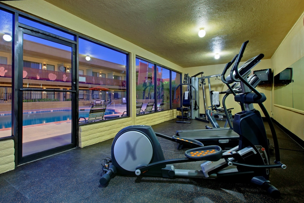Gym, Best Western Royal Sun Inn & Suites