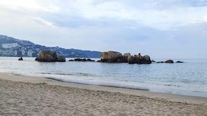 Tumbonas y toallas de playa