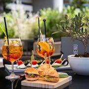 Repas et boissons