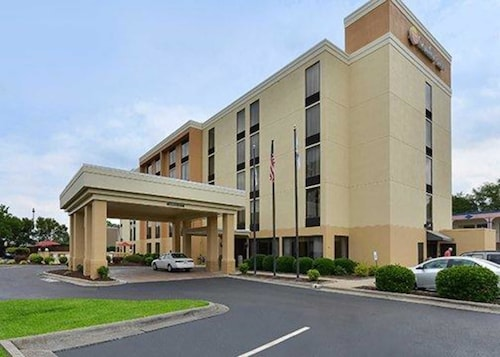 Comfort Inn Elizabeth City near University