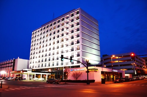 Check Expedia for Availability of Pullman Plaza Hotel