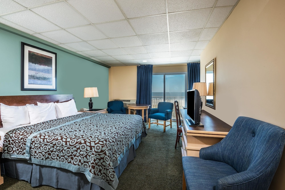 Room, Days Inn by Wyndham Atlantic City Oceanfront-Boardwalk