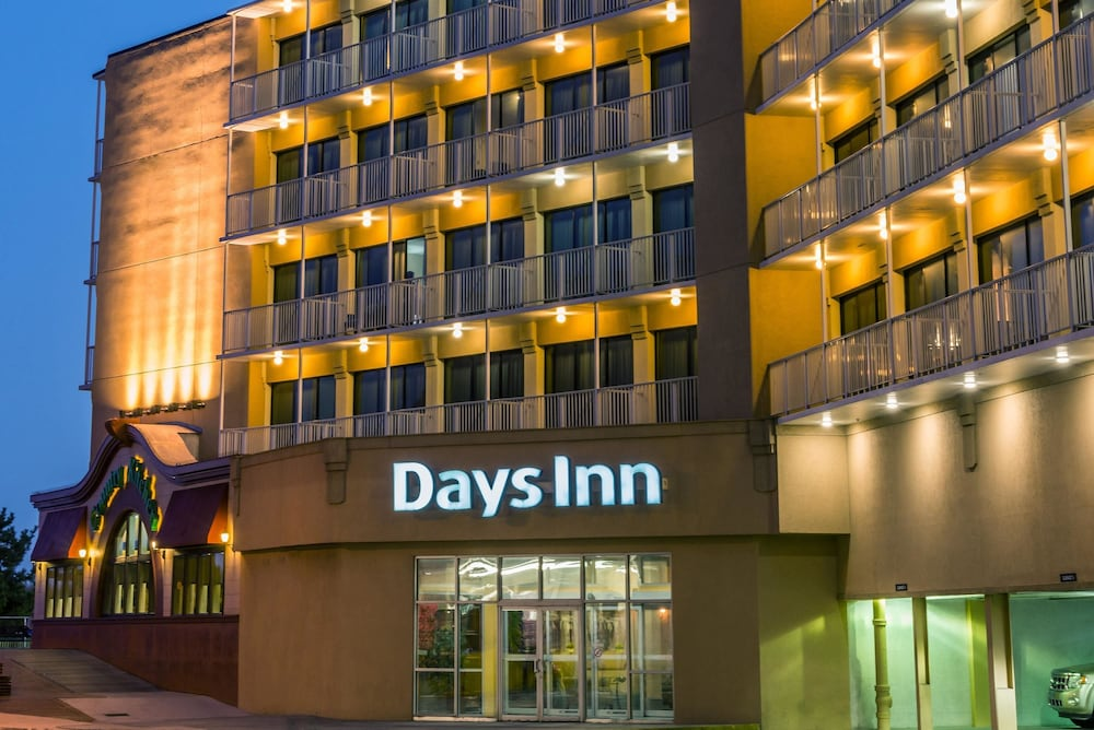 Exterior, Days Inn by Wyndham Atlantic City Oceanfront-Boardwalk
