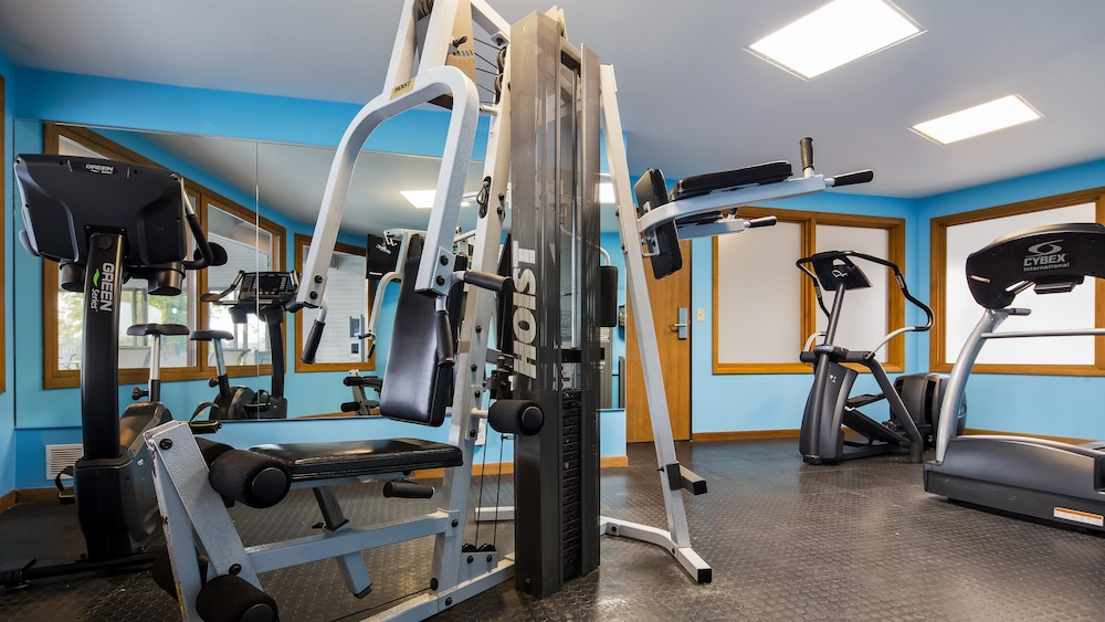Fitness Facility, Best Western River Terrace