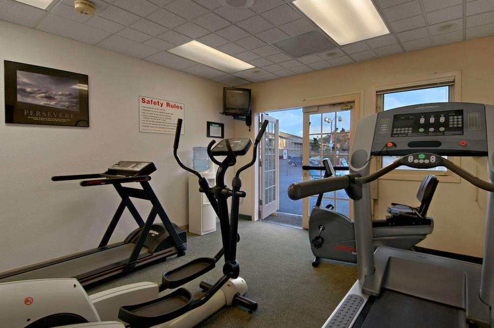 Fitness Facility, Red Lion Hotel Port Angeles Harbor