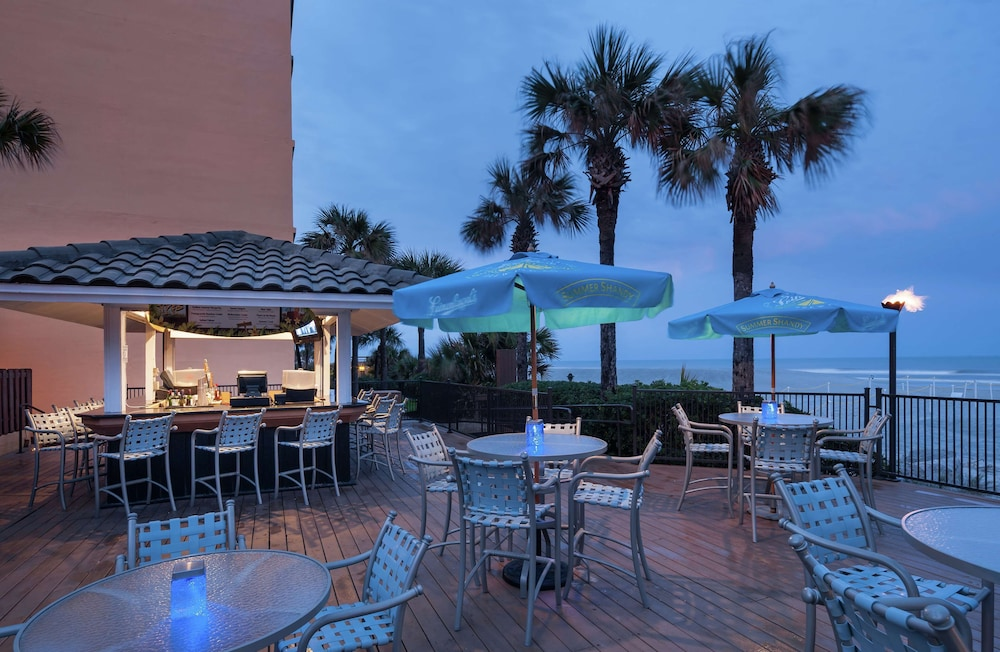 Bar, Hampton Inn Jacksonville Beach/Oceanfront