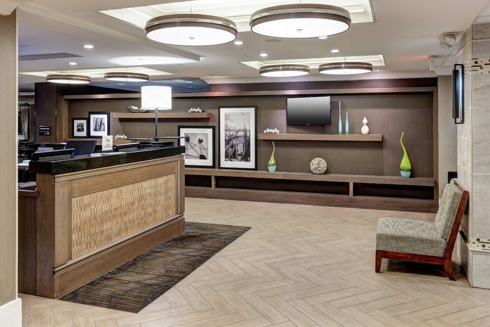 Reception, Hampton Inn Jacksonville Beach/Oceanfront