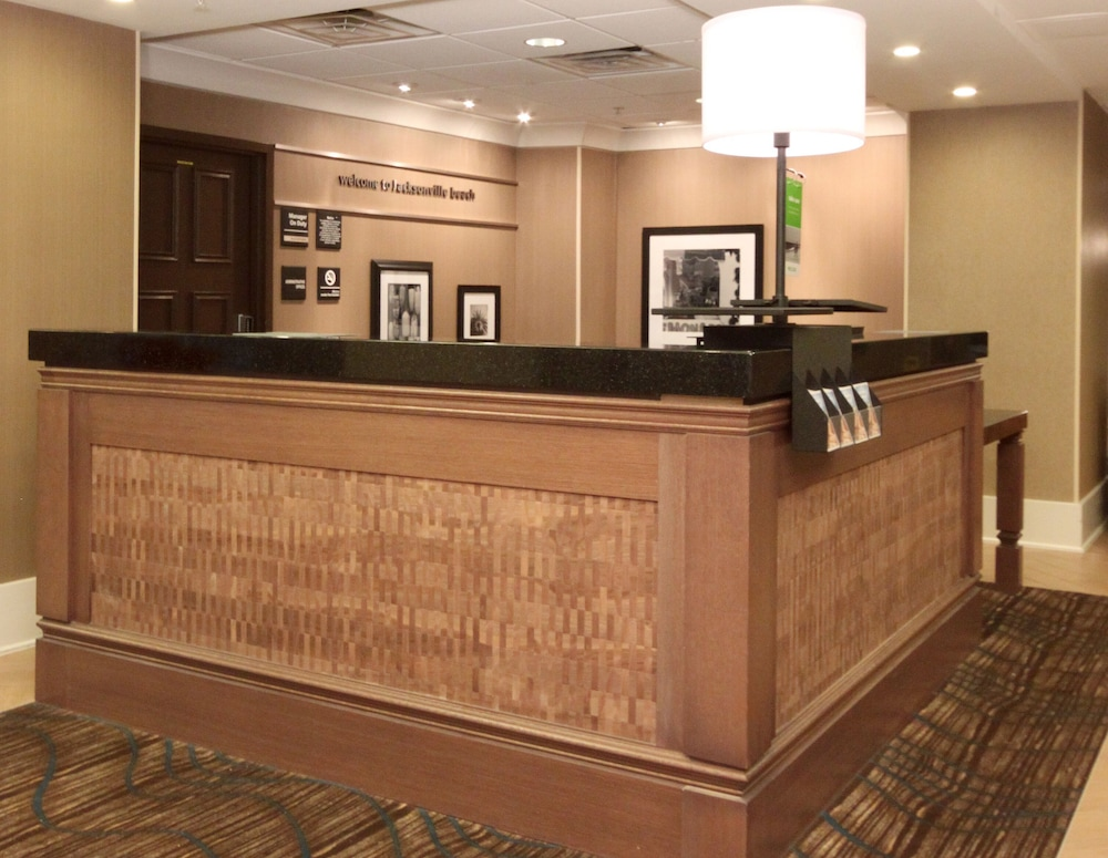 Interior, Hampton Inn Jacksonville Beach/Oceanfront