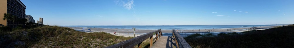 Beach, Hampton Inn Jacksonville Beach/Oceanfront
