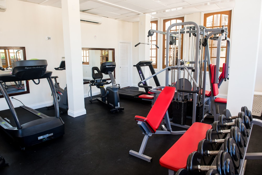 Fitness Facility, Ocean Terrace Inn