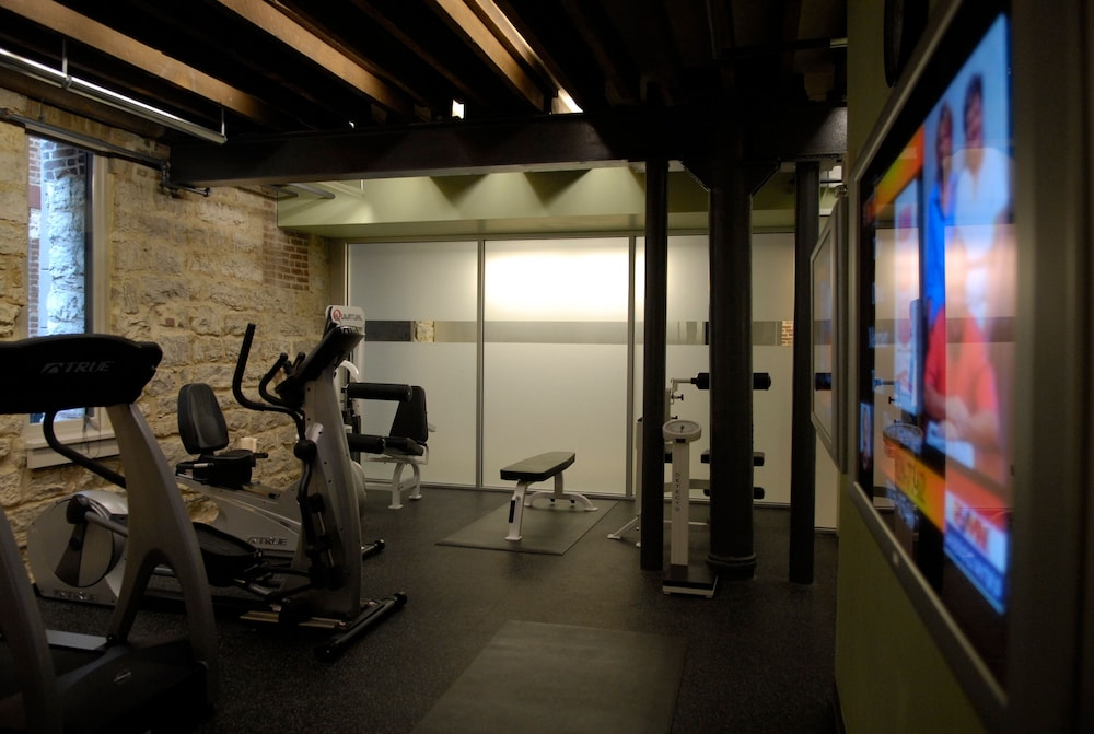 Fitness Facility, 21c Museum Hotel Chicago - MGallery