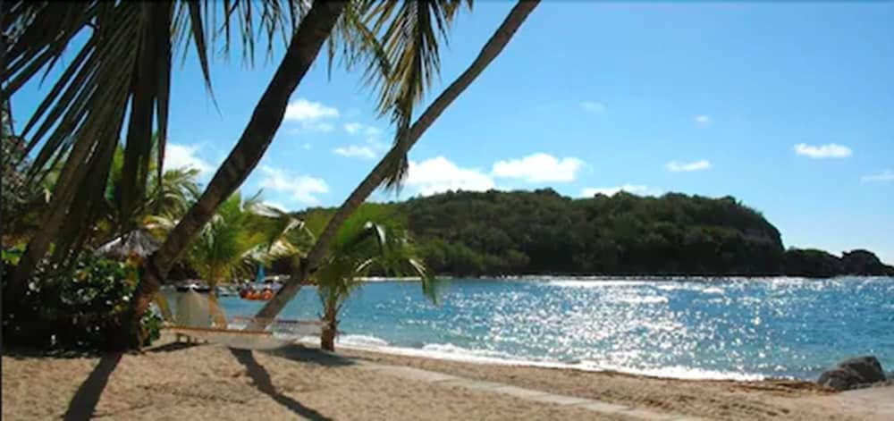 Beach, Bolongo Bay Beach Resort