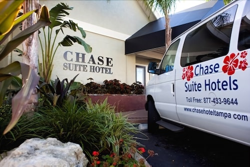 Property Grounds, Chase Suite Hotel Tampa