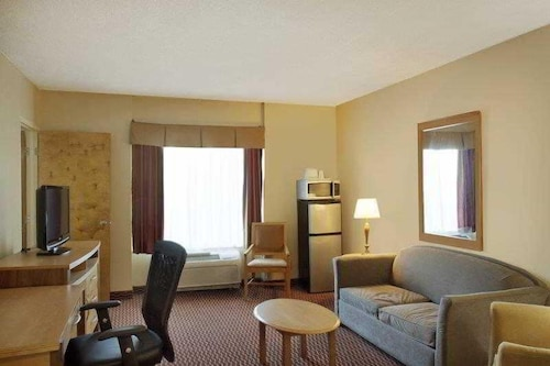 View from Property, Surestay Plus by Best Western Syracuse Airport Htl