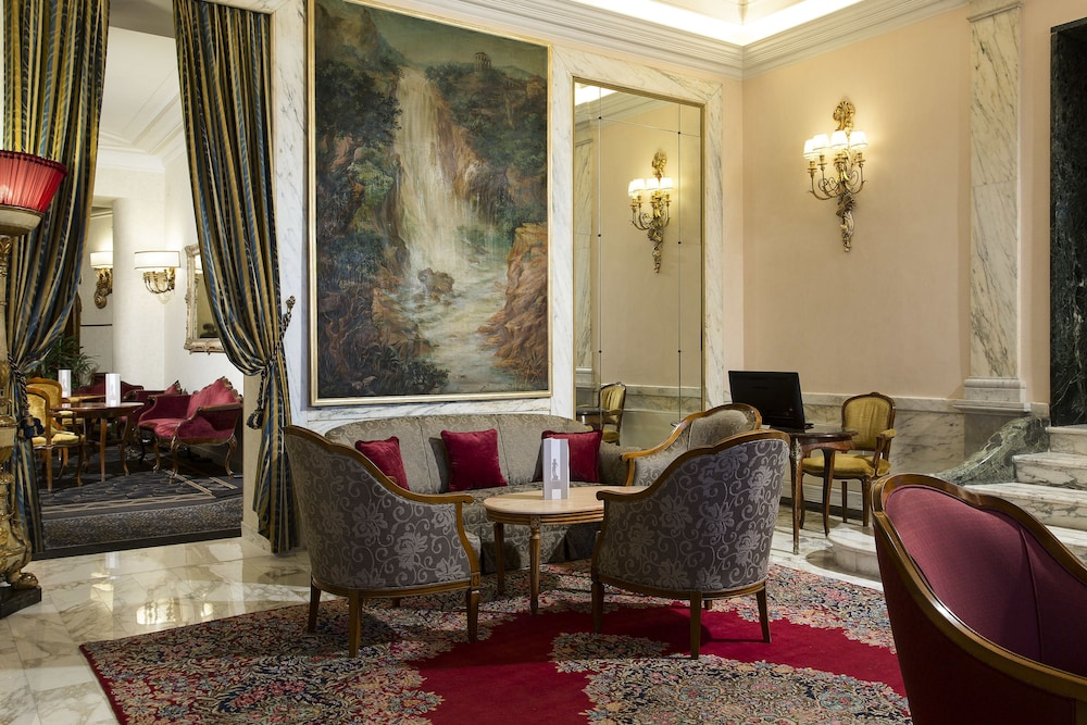 Lobby Lounge, Hotel Nazionale