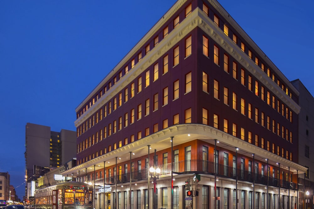 Featured Image, Courtyard by Marriott New Orleans Near the French Quarter