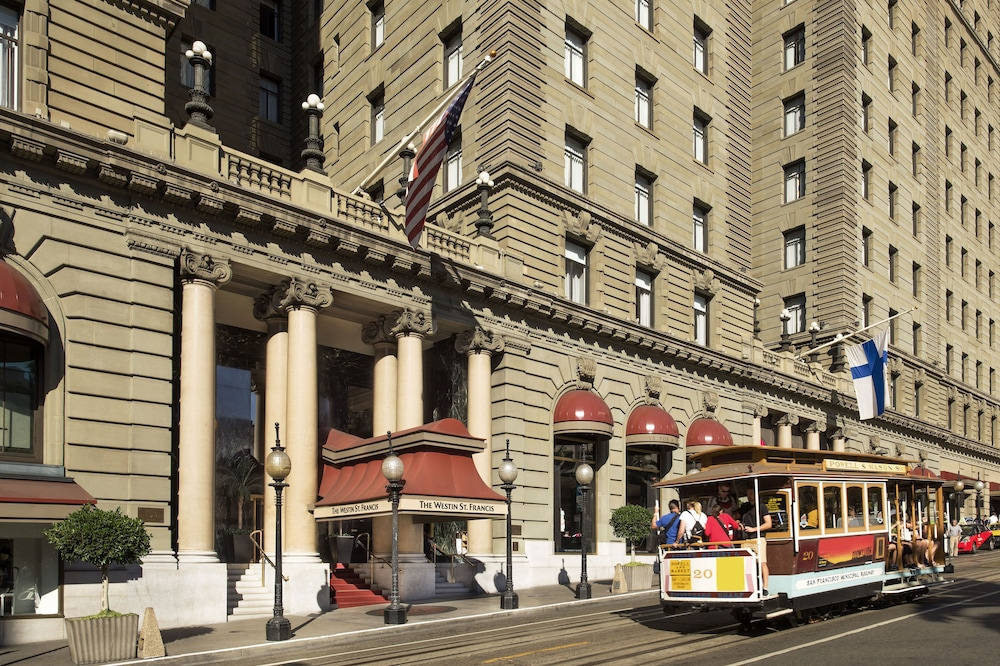 Exterior, The Westin St. Francis San Francisco on Union Square