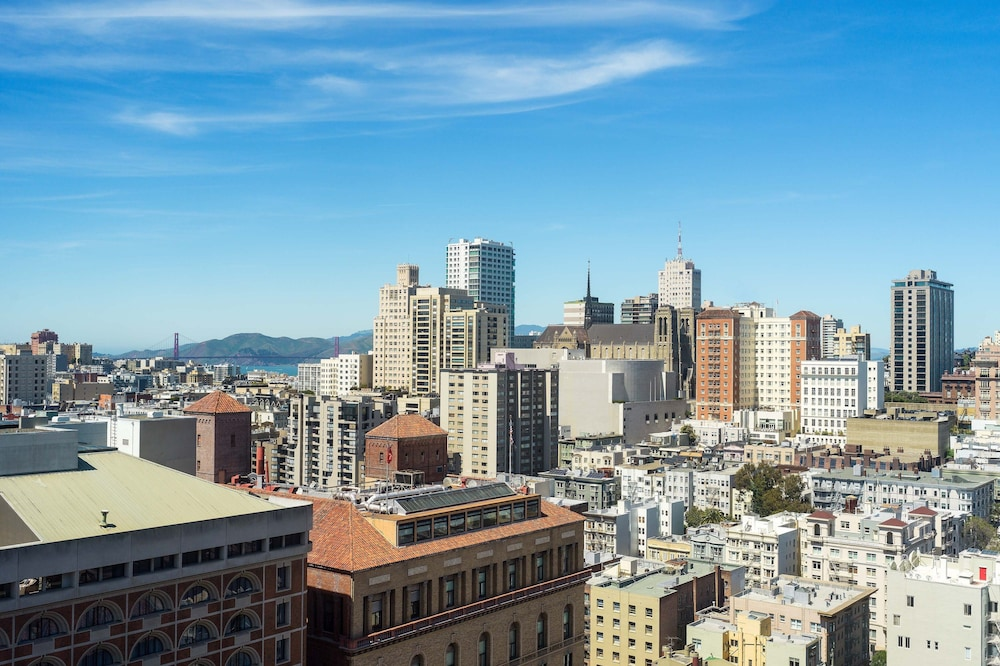 View from Room, The Westin St. Francis San Francisco on Union Square