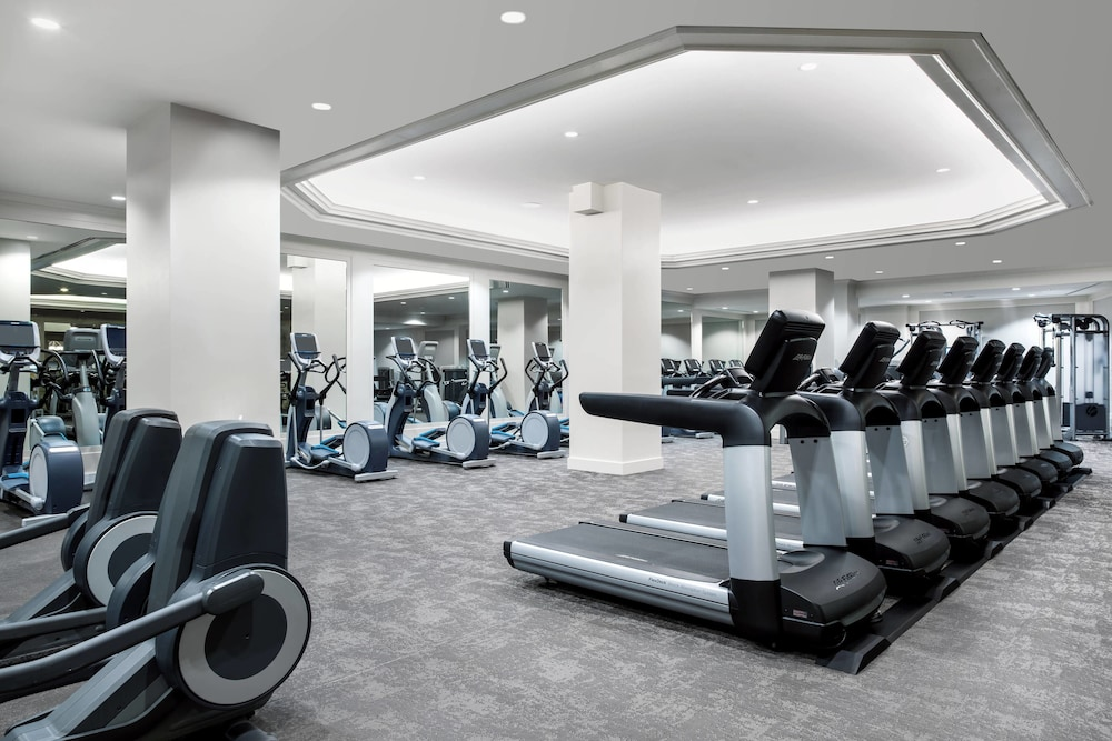 Fitness Facility, The Westin St. Francis San Francisco on Union Square