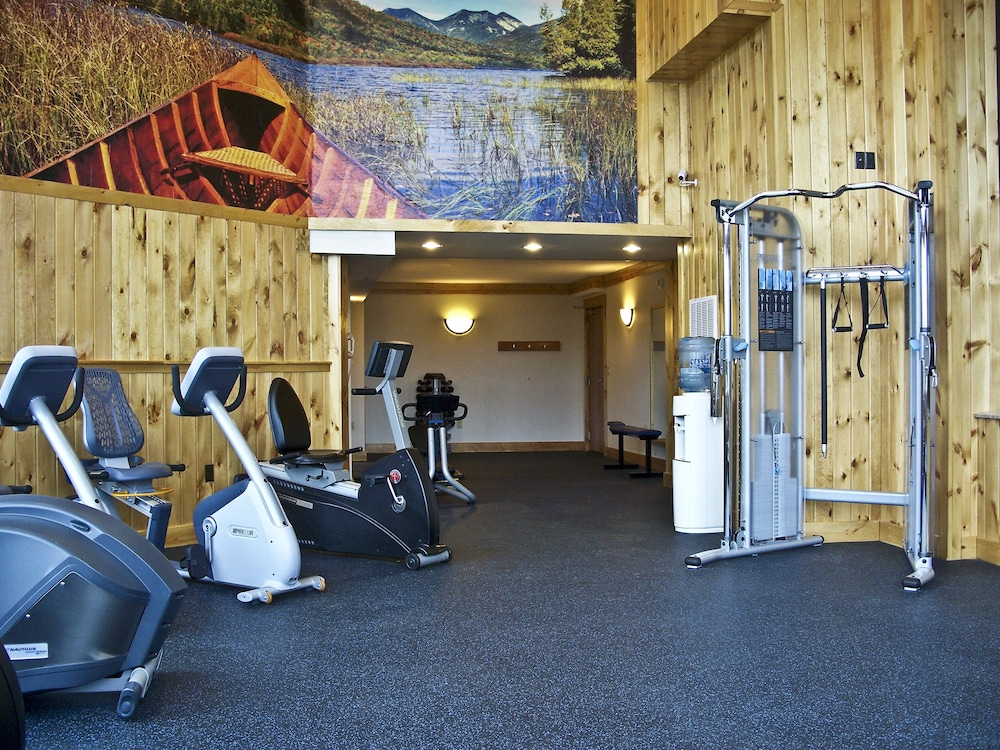 Fitness Facility, Crowne Plaza Lake Placid