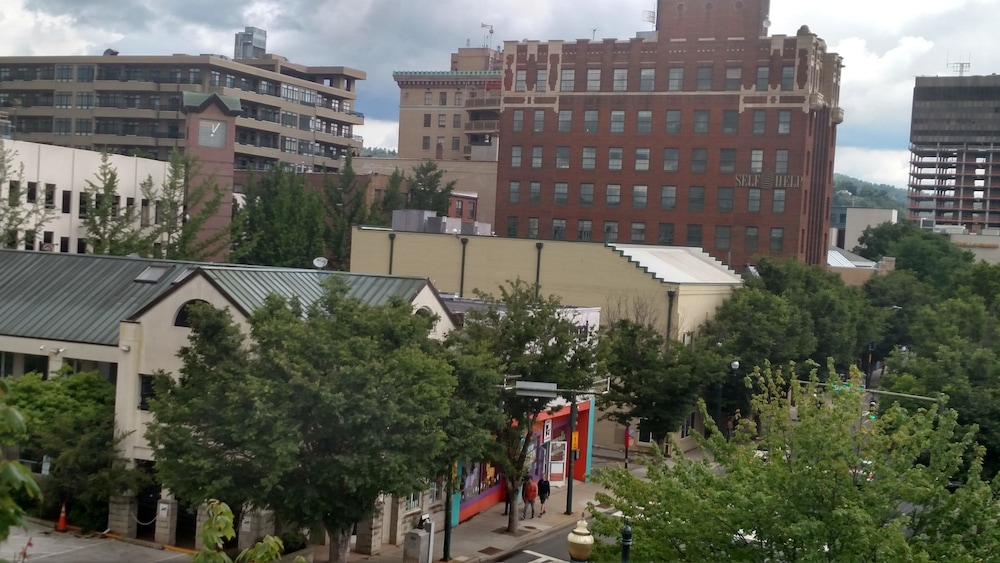 View from Property, Downtown Inn and Suites