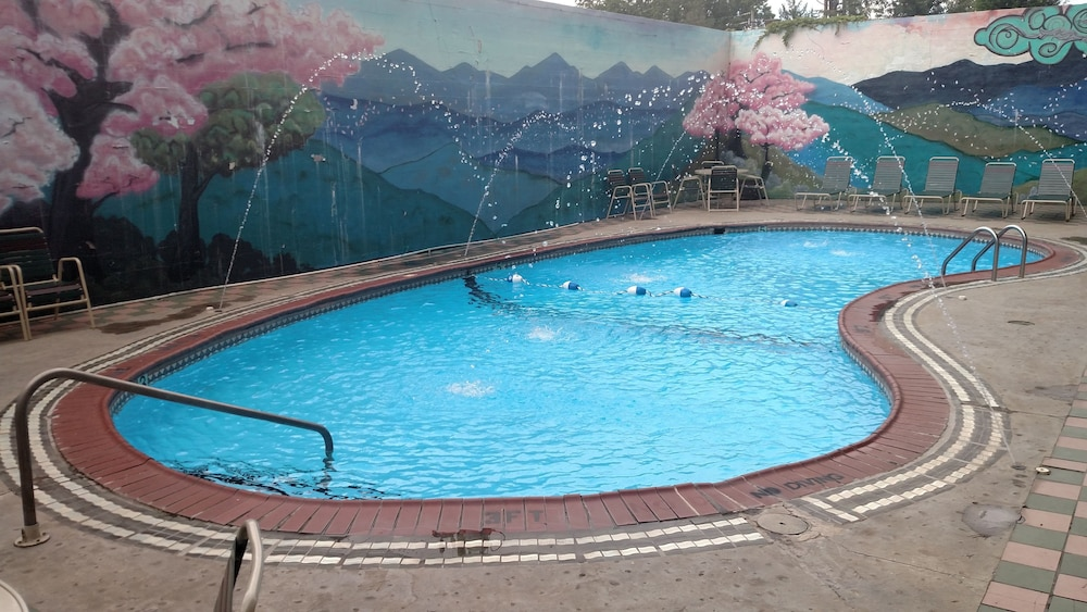 Outdoor Pool, Downtown Inn and Suites