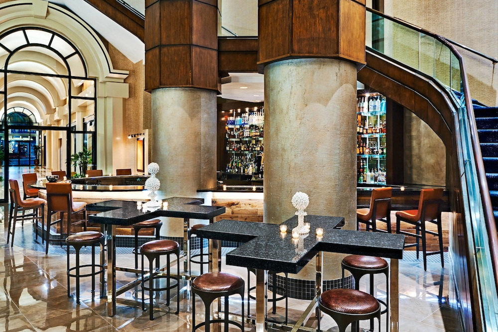 Lobby Lounge, JW Marriott New Orleans