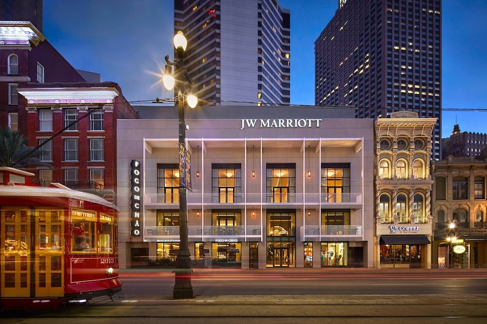 Featured Image, JW Marriott New Orleans