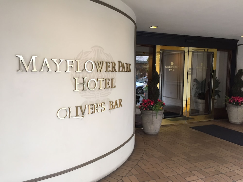 Exterior, Mayflower Park Hotel