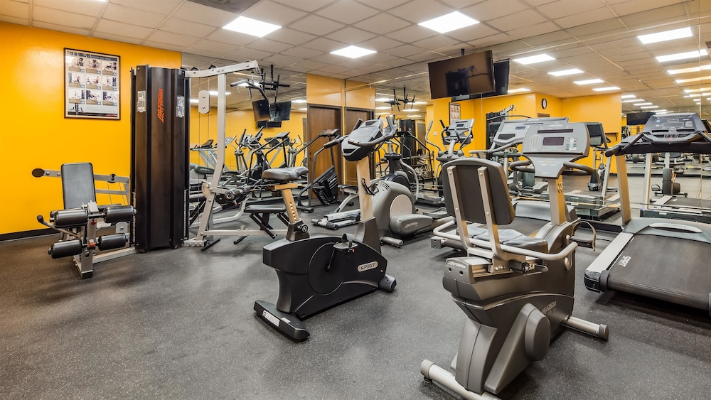 Fitness Facility, Best Western Plus Hacienda Hotel Old Town