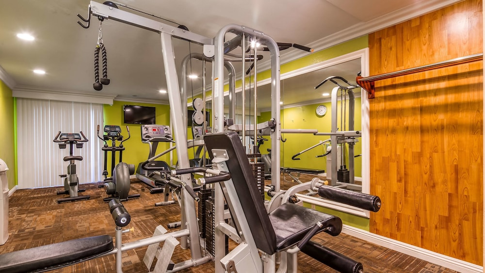 Fitness Facility, Best Western Moreno Hotel & Suites