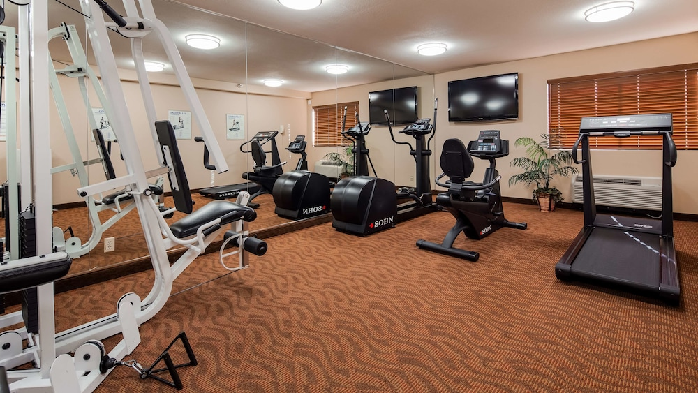 Fitness Facility, Best Western Plus West Covina Inn