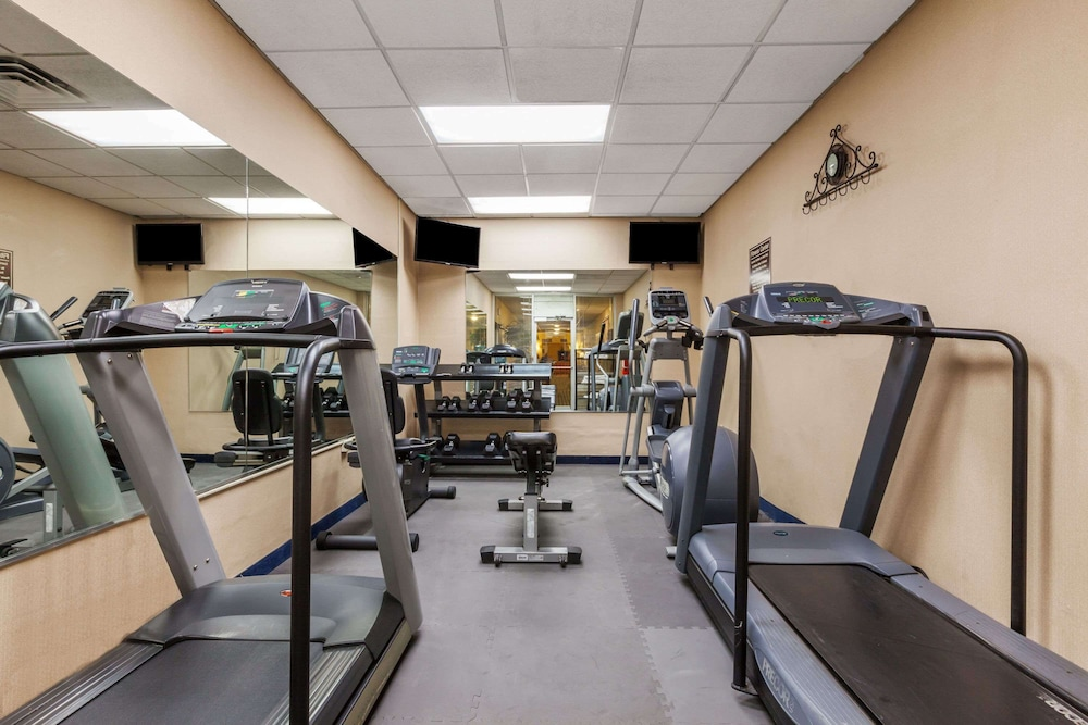 Fitness Facility, Days Inn by Wyndham New Orleans Airport