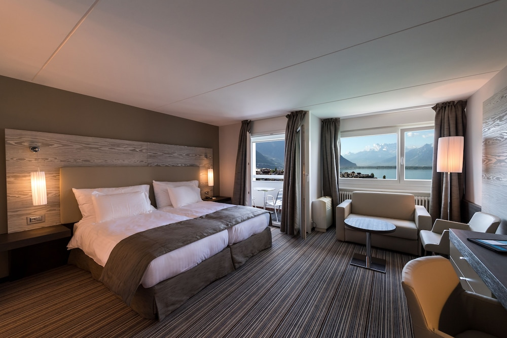 Room, Eurotel Montreux