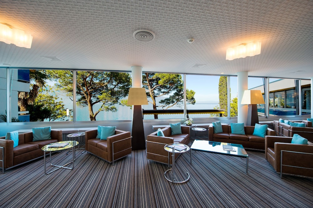 Lobby, Eurotel Montreux