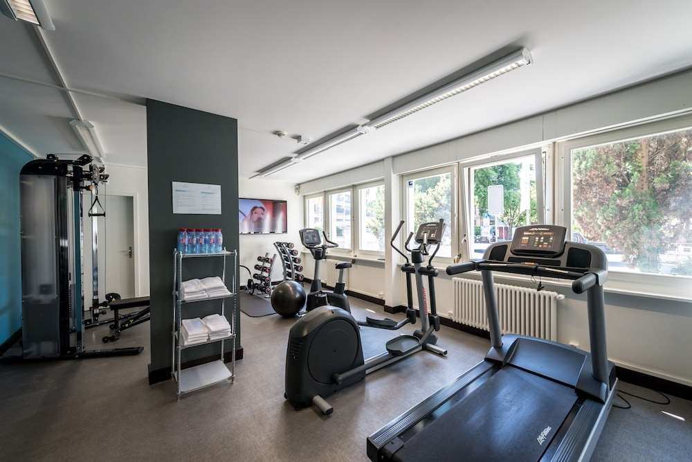 Gym, Eurotel Montreux