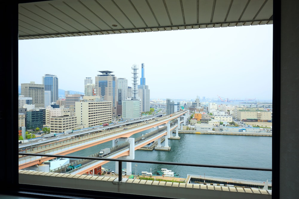 View from Room, Hotel Okura Kobe