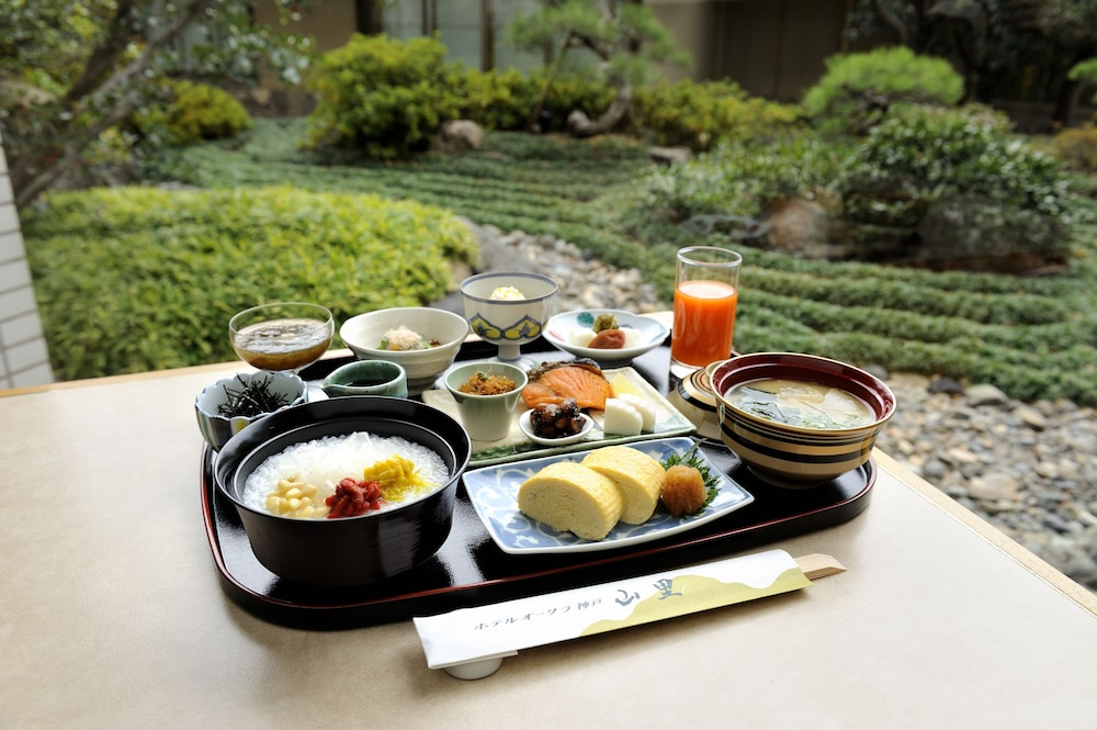 Food and Drink, Hotel Okura Kobe