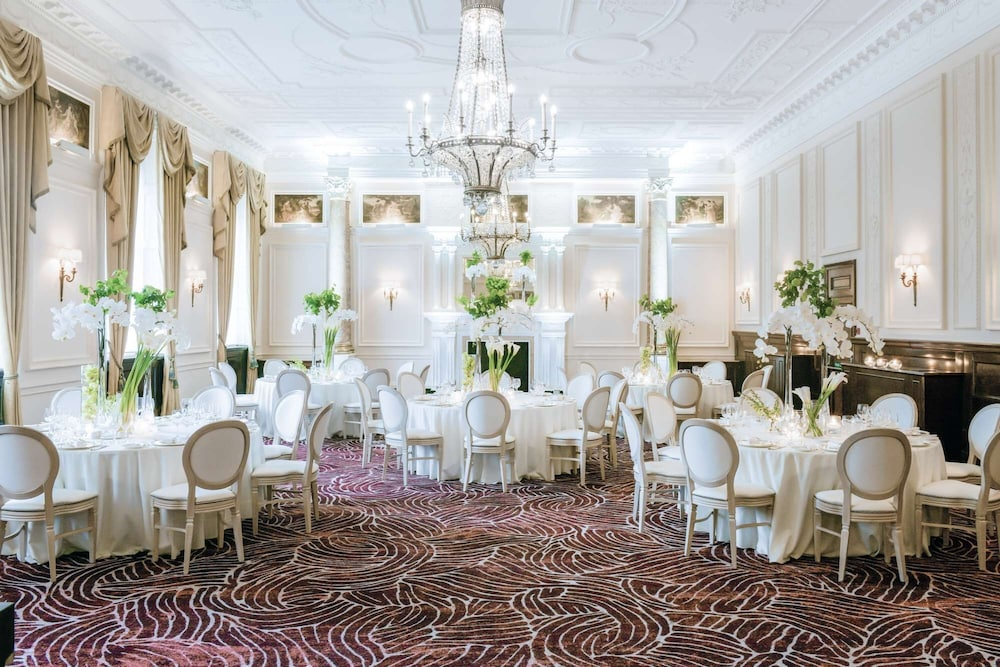 Indoor Wedding, The Savoy