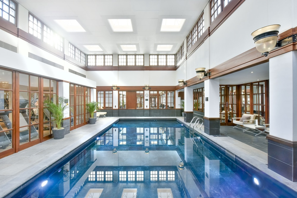 Indoor Pool, The Savoy