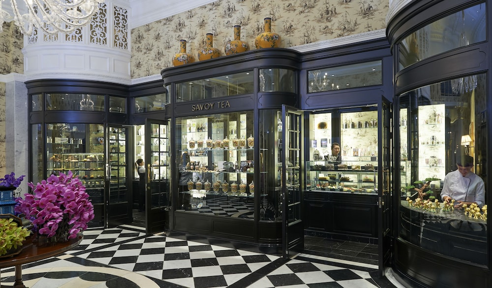 Gift Shop, The Savoy
