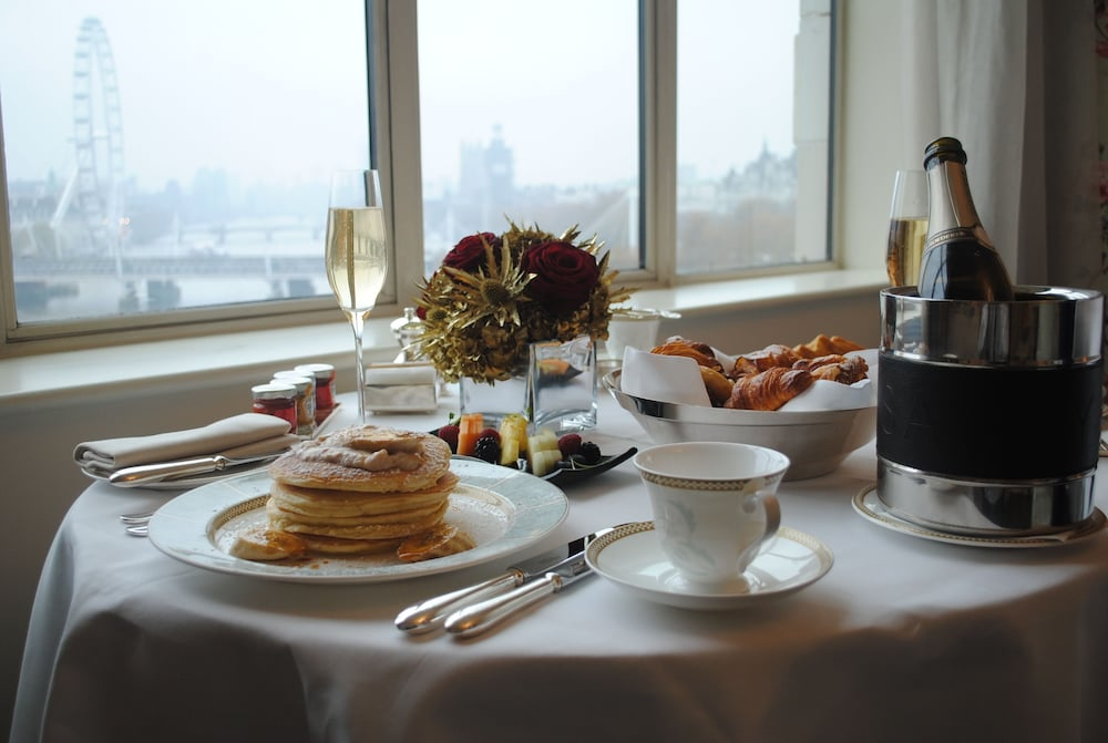 Breakfast Meal, The Savoy