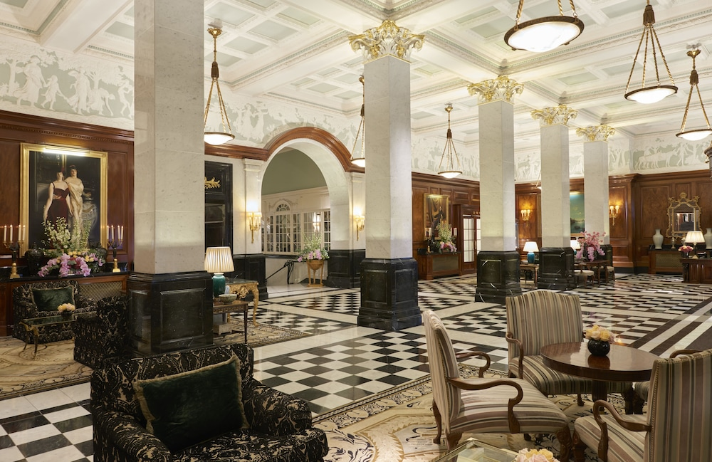 Lobby, The Savoy