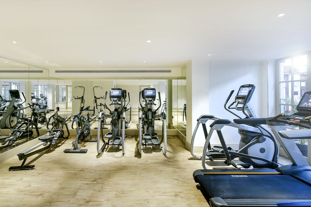 Fitness Facility, The Savoy