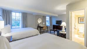 Pillow-top beds, in-room safe, individually decorated