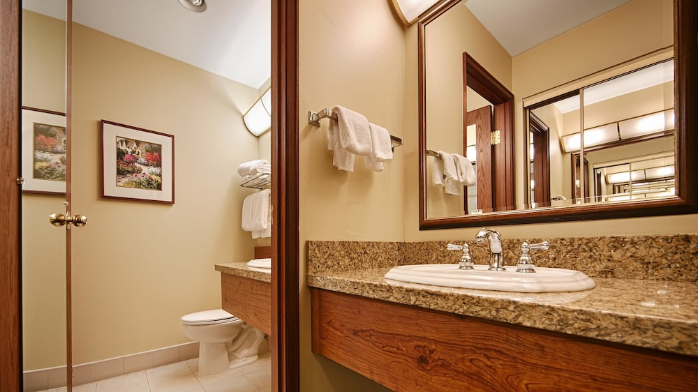 Bathroom, Best Western Plus Gold Country Inn