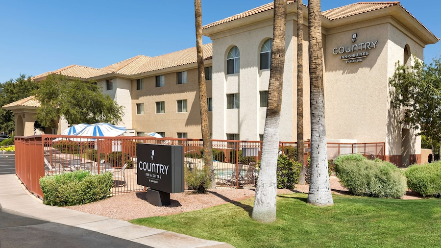 Country Inn & Suites by Radisson, Phoenix Airport, AZ