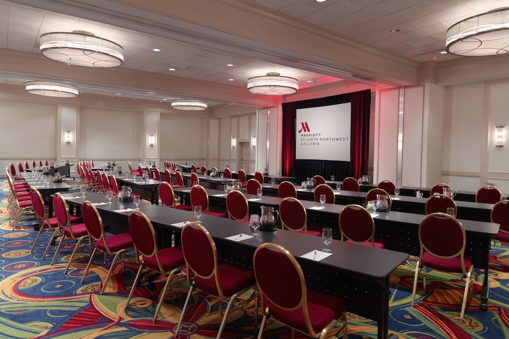 Meeting Facility, Atlanta Marriott Northwest at Galleria