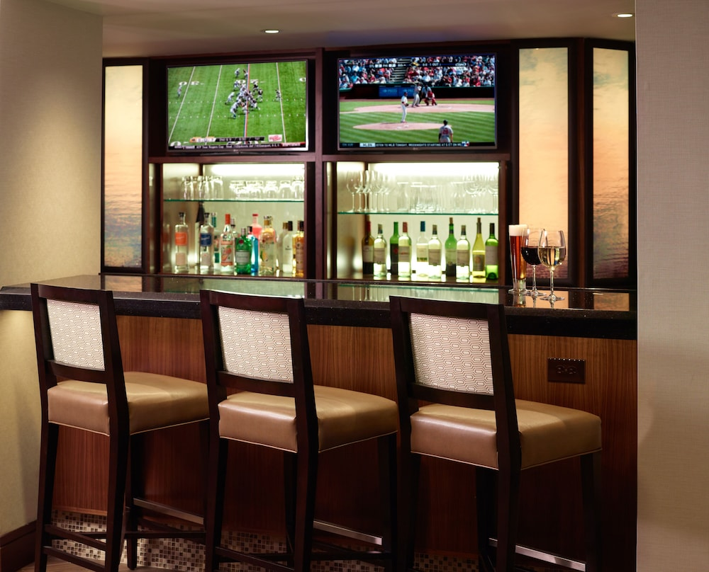 Sports Bar, Atlanta Marriott Northwest at Galleria