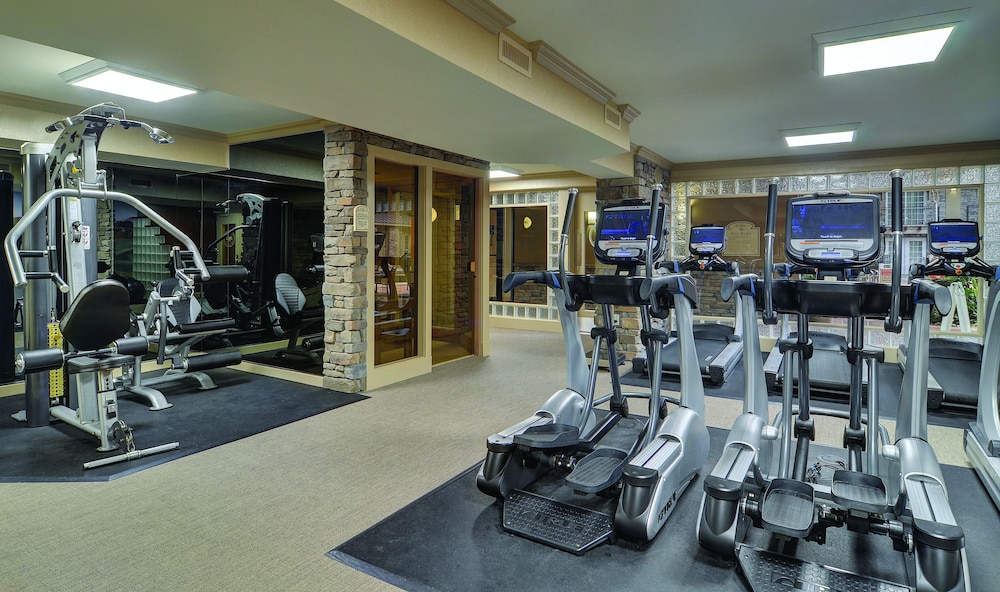 Fitness Facility, Eden Resort and Suites, BW Premier Collection